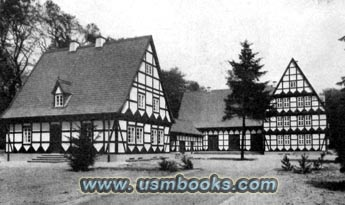 Hermann Goering hunting lodge Rominten
